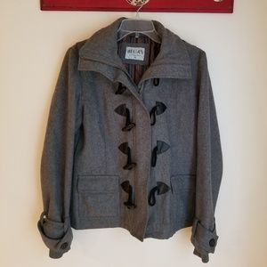 dELiA*s Military Style Pea Coat